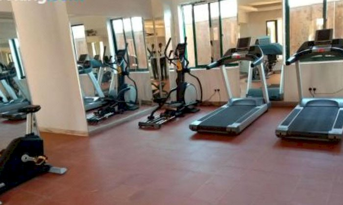 Gym/Yoga Studio